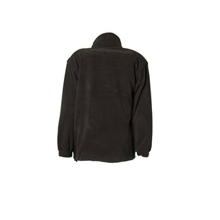 Planam RELAX FLEECE TROYER  schwarz/anthrazit